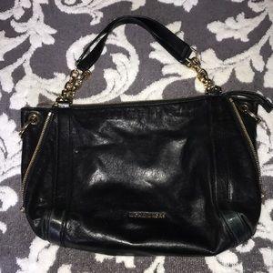 REAL Black Michael kors bag